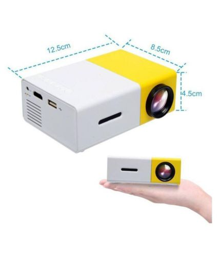 yg-300-Mini-Projector